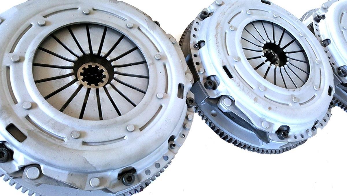 Sprzęgło dwutarczowe 1000KM BMW M30 M30b30 M30B35 dual clutch - GRUBYGARAGE - Sklep Tuningowy